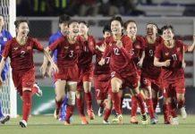 Bóng đá Việt Nam 30/3: Nữ Việt Nam tụt hạng trên bảng xếp hạng FIFA