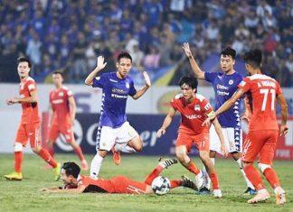 HAGL thua đậm trước Hà Nội: Đá cho vui