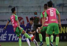 Lý do Đồng Tháp thua đậm Hà Nội FC ở những phút cuối