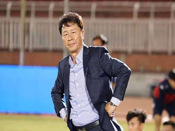 Nguyên nhân HLV Chung Hae-soung rời CLB TP. Hồ Chí Minh