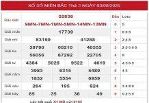 Soi cầu bạch thủ KQXSMB- xổ số miền bắc ngày 04/08
