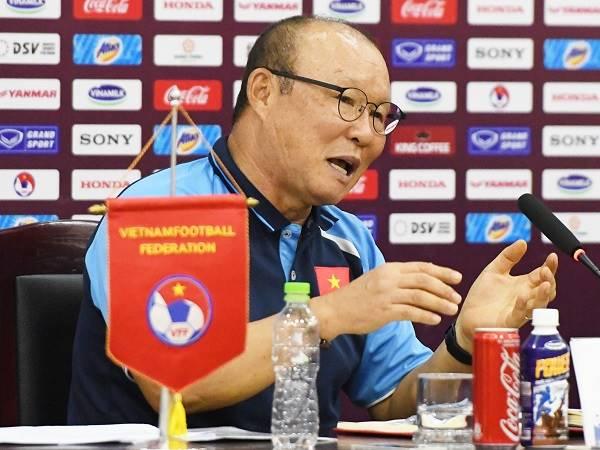 Bóng đá Việt Nam 19/8: Thầy Park chốt xong mục tiêu năm 2021