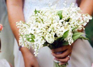 Màu hoa cưới mang lại may mắn cho tuổi Dậu