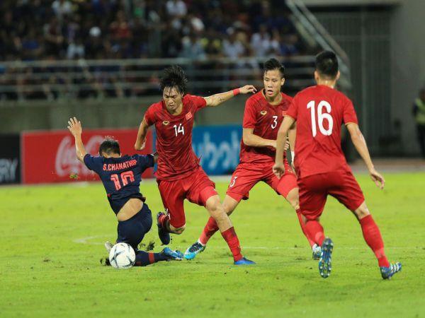 Bóng đá Việt Nam 23/10: ĐT Việt Nam bị Thái Lan thu ngắn cách biệt