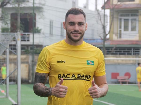 Bóng đá Việt Nam 28/12: SLNA có tân binh chất lượng cho V-League 2021