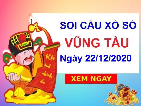 Soi cầu XSVT ngày 22/12/2020