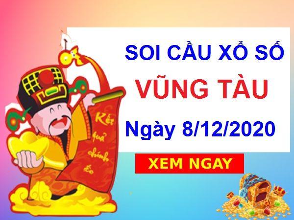 Soi cầu XSVT ngày 8/12/2020