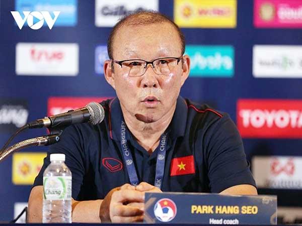Tin BĐVN ngày 17/3 : HLV Park Hang Seo dự khán trận đấu tại sân Quy Nhơn
