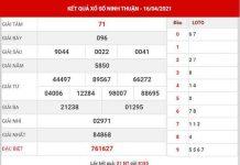 Soi cầu XSNT ngày 23/4/2021 - Soi cầu KQ Ninh Thuận thứ 6 chuẩn xác