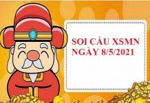 Soi cầu lô VIP XSMN 8/5/2021