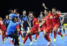 Tin bóng đá VN 10/5: Tuyển futsal Việt Nam đấu giao hữu Iraq tại UAE