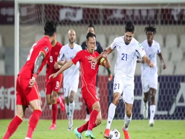 Hàng thủ Việt Nam tốt thứ mấy ở VL World Cup 2022