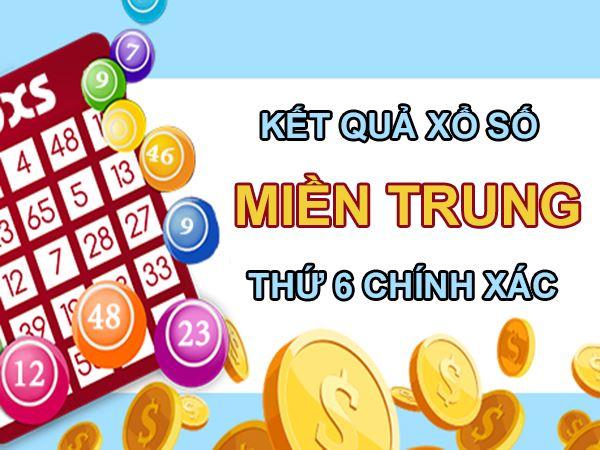 Soi cầu XSMT 4/6/2021 chốt bạch thủ lô miền Trung