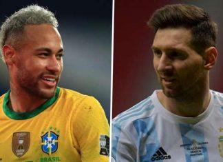 Neymar đặt tình bạn Messi 'lên hàng' trong trận chung kết