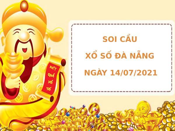 Soi cầu XS Đà Nẵng chính xác thứ 4 ngày 14/07/2021