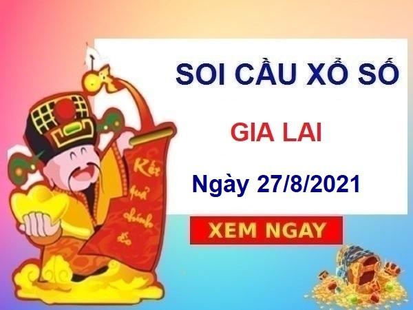 Soi cầu XSGL ngày 27/8/2021