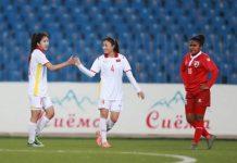 Bóng đá Việt Nam 24/9: ĐT nữ Việt Nam thắng hủy diệt Maldives