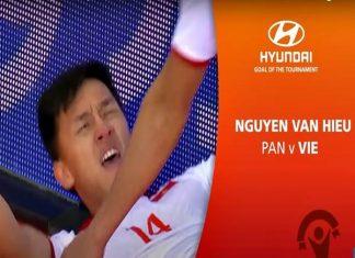 Bóng đá Việt Nam 4/10: Văn Hiếu được FIFA vinh danh